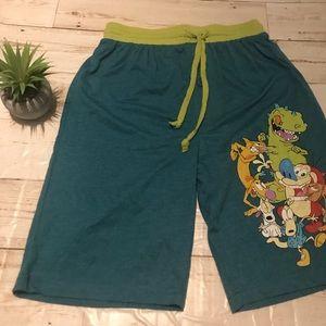 Nickelodeon 90s cartoon shorts